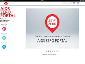Aids Zero Portal screenshot thumbnail