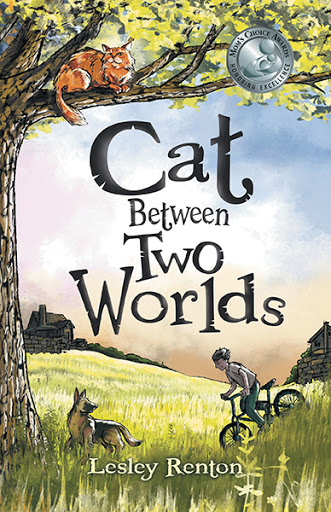 Cat Between Two Worlds cover