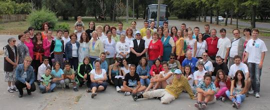 Photo: Délvidéki résztvevők