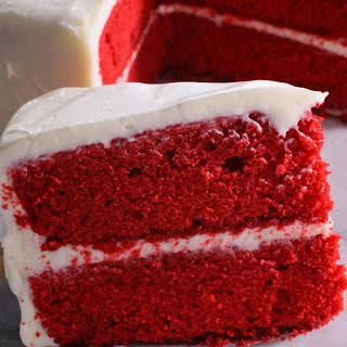 Low Fat Red Velvet Cake Recipes.