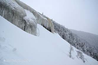 Photo: Slope of the mid-slide area.