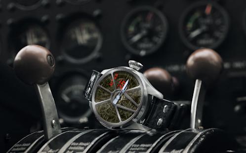 Cockpit knight watch - náhled