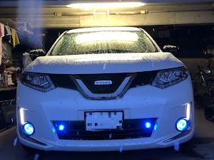 """エクストレイル  モード・プレミア""""オーテック30thアニバーサリー5人乗り 4WD 2017 のカスタム事例画像 uchiさんの2018年11月24日16:50の投稿"""