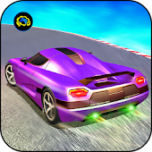 Extreme Street Racing in Car: Driving Simulator