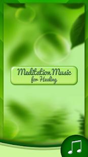 Meditace Hudba pro Léčení - náhled