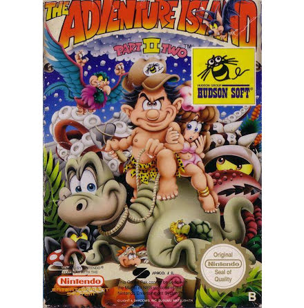 The Adventure Island Part II Two