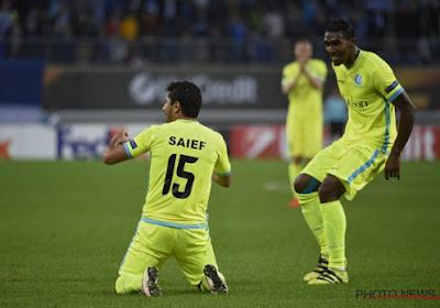 Gand bat Konyaspor et se positionne déjà pour la qualification