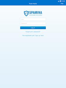 Spamina screenshot 5