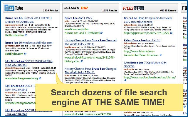 File Search Engine (by FileDiva)