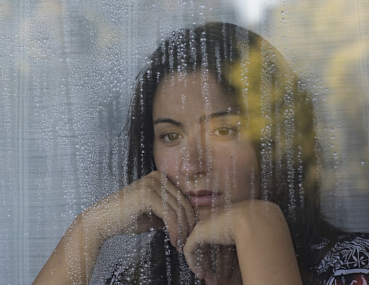rain  and melancholy
