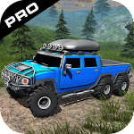 6x6 Truck Driving 2017 PRO Icon