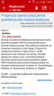 O!strzegator - screenshot