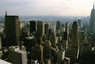 Photo: Näkymä WTCistä keväällä 1986