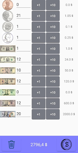 Coin Counter screenshot 4