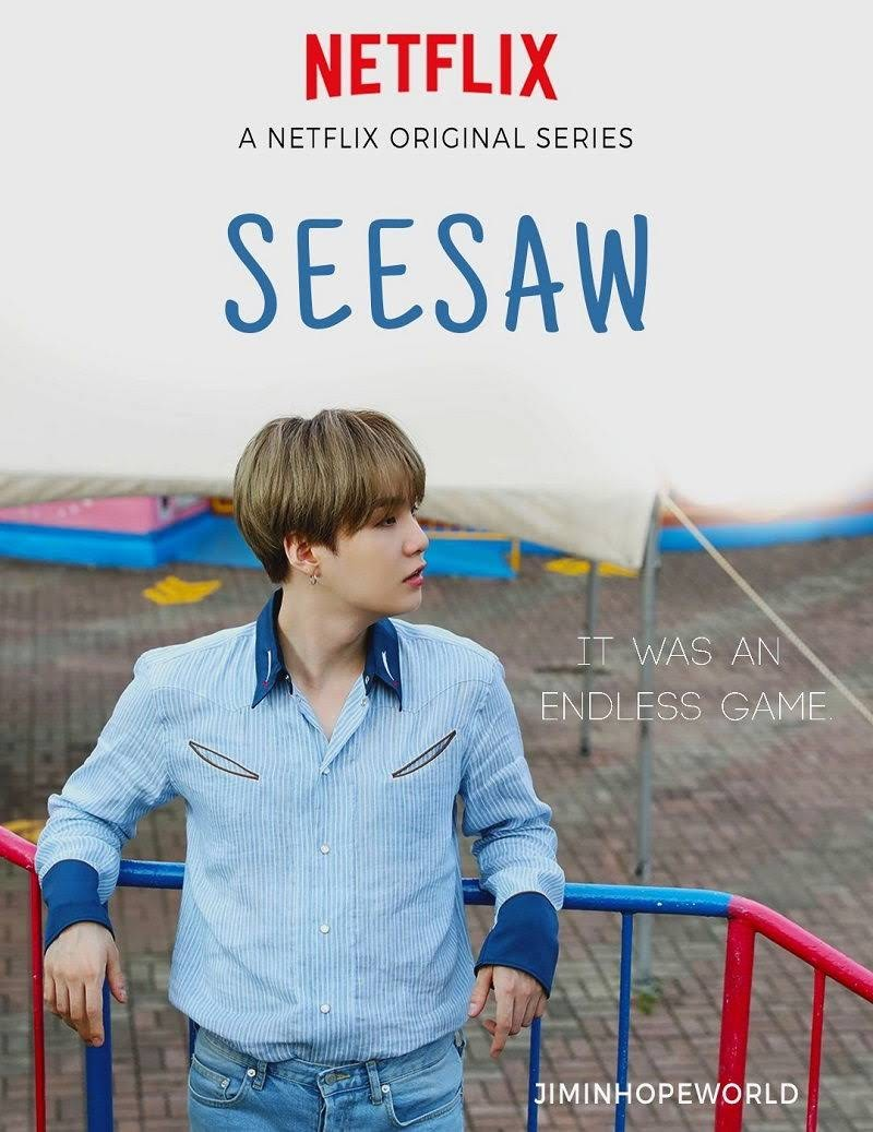 BTS Suga Fan edit Seesaw Version