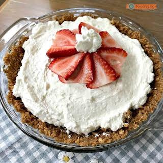 Lemon No bake Cheesecake.