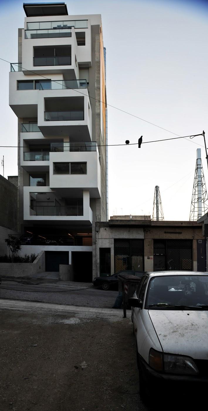Cubos Urbanos en Atenas - KLab