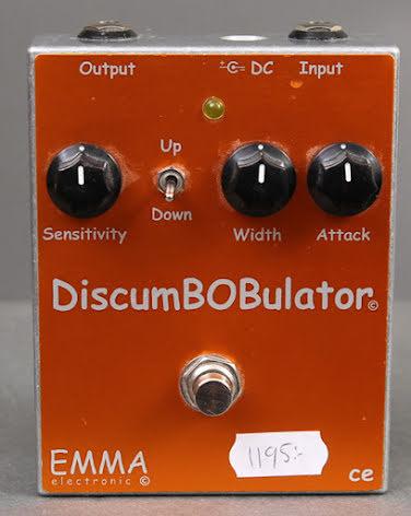 Emma Electronic DiscumBOBulator USED - Good Condition