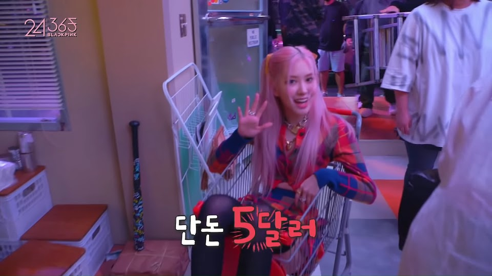 BLACKPINK - '24_365 with BLACKPINK' EP.14 2-1 screenshot