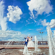 Wedding photographer Dmitriy Prosvirnikov (dmitry0609). Photo of 21.09.2015