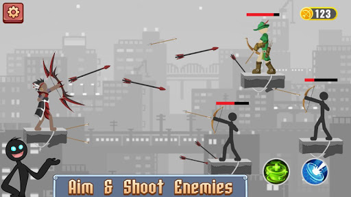 Bow Games screenshot 1