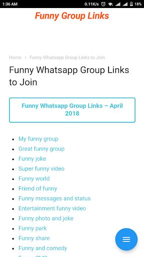 Whatsapp Group Links - Adult Whatsapp Group Links APK App