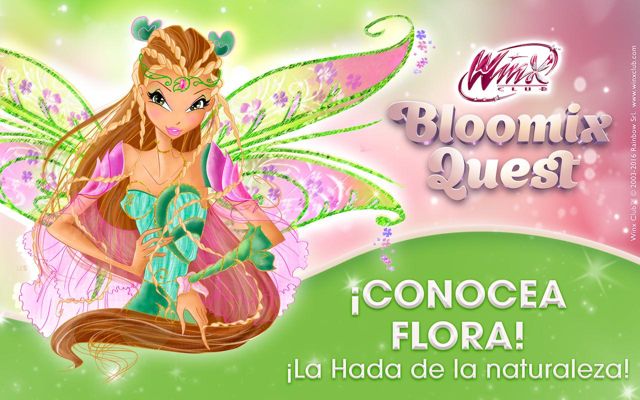 Winx Bloomix Quest  Aplicaciones Android en Google Play