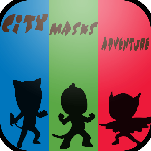 City Masks Adventure 冒險 App LOGO-APP開箱王