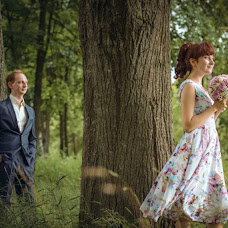 Wedding photographer Yura Morozov (sibirikonium). Photo of 12.10.2018