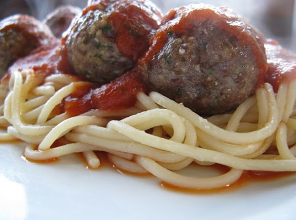 Broiled Italian Meatballs Recipe