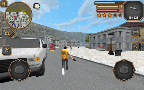 City theft simulator Screenshot