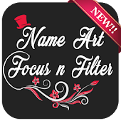 Name Art – Focus n Filter