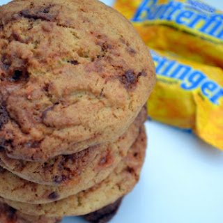 Irresistible Butterfinger Cookies