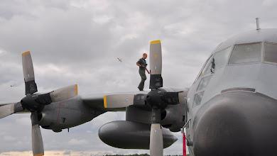 Photo: Transportowy C-130 Hercules