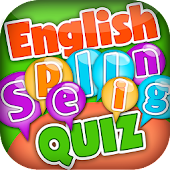 Learn English Spelling Word Games & Quiz Test Game