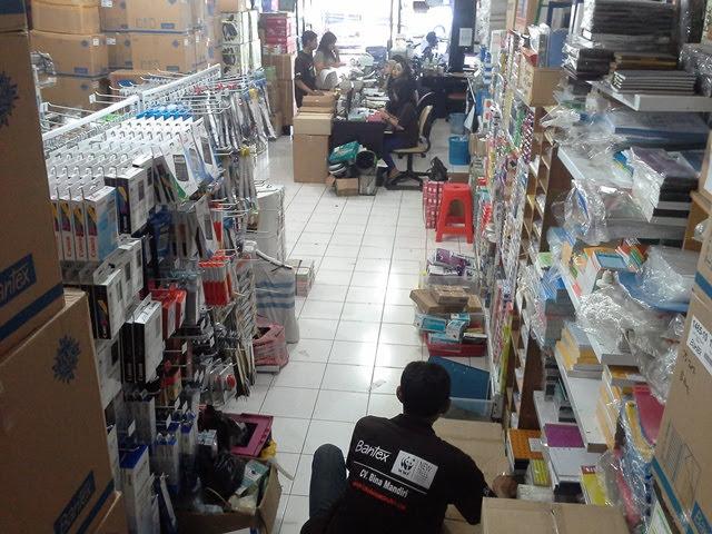 Stationery Kantor dan Perlengkapan Sekolah di Jual di Bina Mandiri Stationery