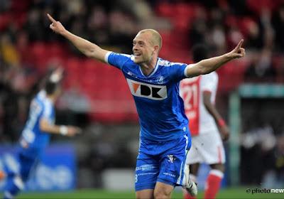 Pedersen propulse La Gantoise à la première place depuis Sclessin