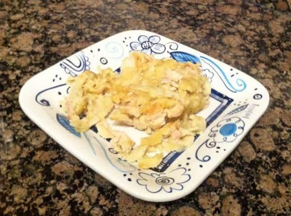 Leftover Rotisserie Chicken Tetrazzini Recipe