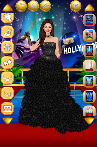 Actress Dress Up - Fashion Celebrity apktram screenshots 3
