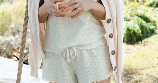 LC Lauren Conrad Pajama Shorts Sets from $13.99 on Kohls.com (Regularly $44)