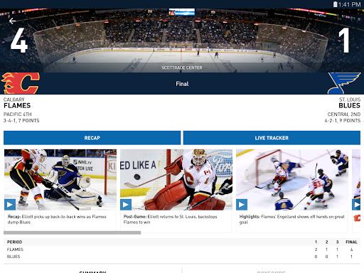 Sportsnet screenshots 9
