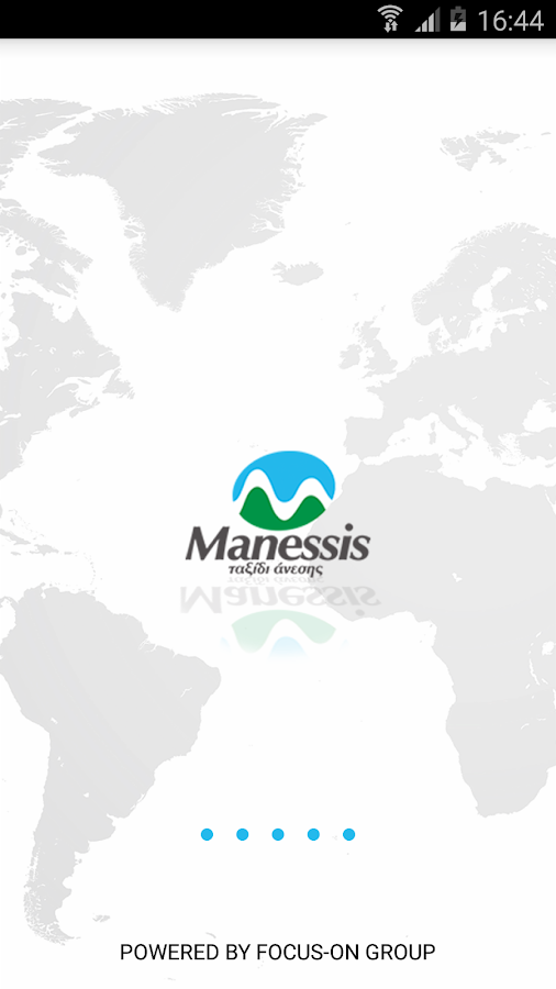 Manessis Travel- screenshot