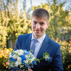 Wedding photographer Eduard Kapustin (shklyarsky). Photo of 07.12.2014
