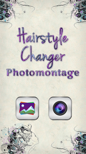 Hairstyle Changer Photomontage