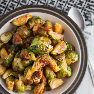 Brussel Sprouts Sauce Recipes