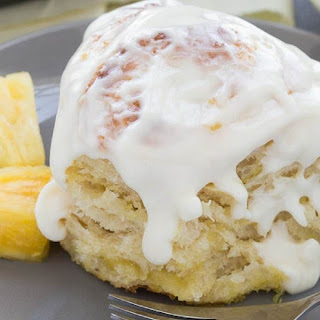 Pineapple Sweet Rolls.