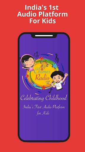 chimes radio - free kids radio & podcasts screenshot 1