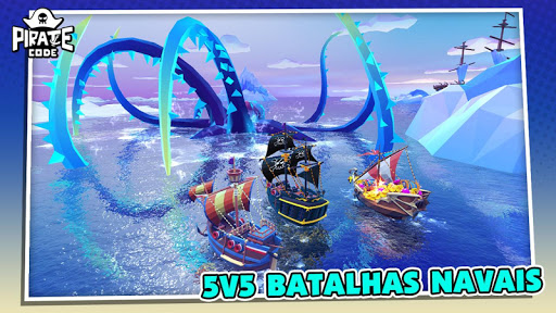 Pirate Code - PVP Battles at Sea