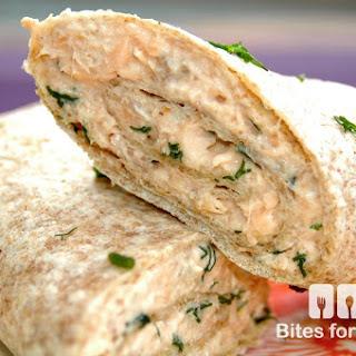 Salmon Dill Wrap Recipes