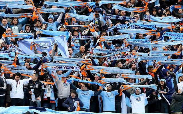 New-York City FC Tab